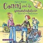 Conni & Co 03: Conni und die Austauschschülerin von Dagmar Hoßfeld (2009)
