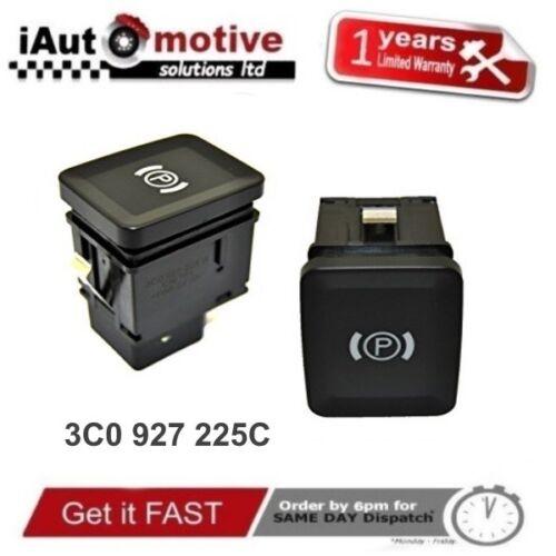 VW Passat Elektrisch Park Bremse Handbremse Schalter Knopf 2005-2010