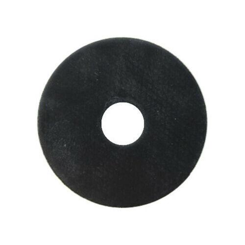 "Neoprene Rubber Fender Washers Pack of 12 3//16/"" Hole X 1-1//4/"" O.D"