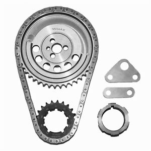 SA GEAR 78533T-9R Chevy Billet Timing Set 4.8L 5.7L LS1 LS6 .250 Double Roller