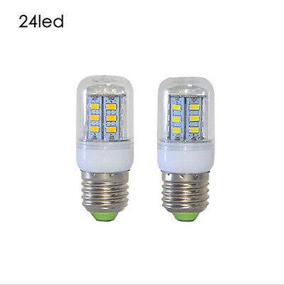 Ultra Bright 7W/11W/12W/15W E27 5730SMD Energy Efficient led Corn Bulb AC 220V
