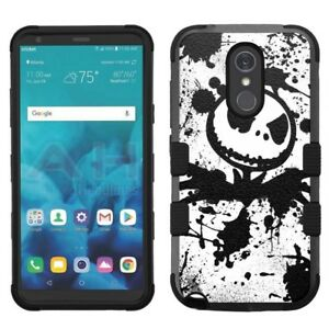 Nightmare Before Christmas Phone Case.Details About For Lg Stylo 4 Armor Impact Hybrid Cover Case Nightmare Before Christmas S