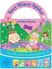 Incy Wincey Spider and Other Nursery Rhymes by Bonnier Books Ltd (Board book, 2014)
