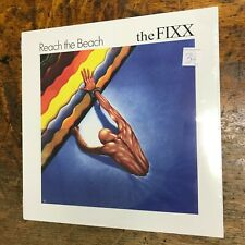 THE FIXX Reach The Beach RSD 2021 6/12 LP sealed Blue VINYL Record NEW