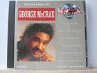 GEORGE McCRAE - The Very Best Of CD 1993 ARCADE