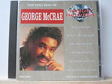 George McCrae-The very best of CD 1993 Arcade