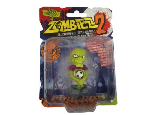Sammelfigur zombiezz série 2 wreak EM