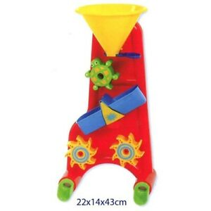 New-GOWI-SAND-amp-WATER-MILL-Bath-BEACH-Toy-Pretend-IMAGINATIVE-PLAY-Baby-Toddler