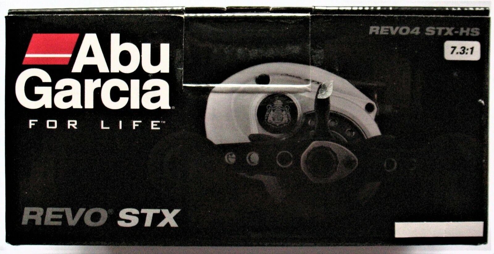 Abu Garcia Revo 4 STX-HS mano derecha         envío gratuito de velocidad de urdimbre