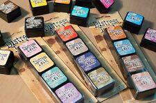 Tim Holtz MINI DISTRESS INK PAD Complete lot set  60 pads NEW ALL 15 sets
