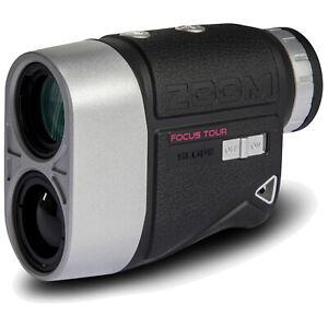 2021 Zoom Focus Tour Laser Golf Entfernungsmesser Leicht Vibration Hang Schalter