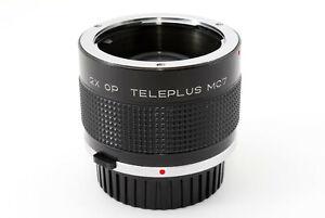 Excellent-Kenko-2x-Op-Teleplus-Olympus-MC7-pour-Om-Systeme-de-Japon