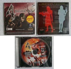 Resident-Evil-4-Promo-DVD-Making-Of-Movie-Ost-CD-Promo