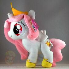 "Filly Celestia plüsch puppe 12""/30 cm My Little Pony Prinzessin UK-Lagerbestand"