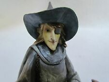 2007 Jim Shore Wizard of Oz Halloween Witch Figurine:  Wicked ~ No Box