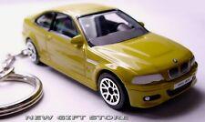 RARE HTF KEY CHAIN PHOENIX YELLOW BMW M3 E46 NEW LIMITED EDITION CUSTOM KEY RING