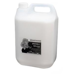 5-Litre-Multi-Purpose-PVA-Glue-White-School-Home-Craft-Dries-Clear-Slime-Glue