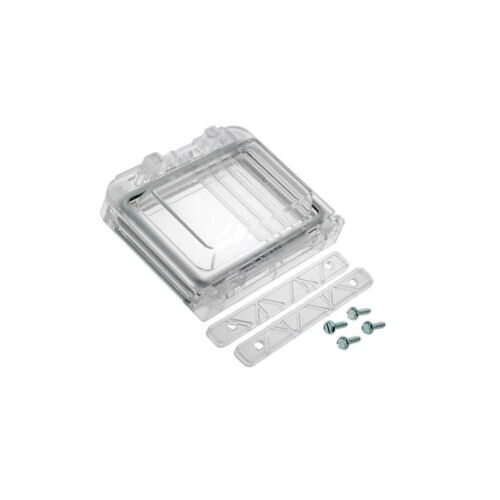 L04 Kontrollfenster Polycarbonat 96x77mm IP54 L 04 FIBOX