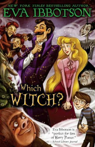 1 of 1 - Which Witch? by Ibbotson, Eva