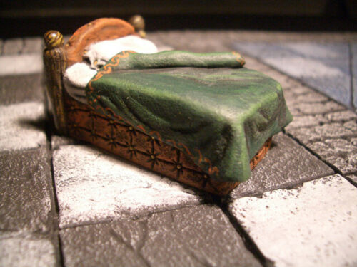 The Prince/'s Bed Thomarillion Unpainted Resin Dwarven Forge D/&D