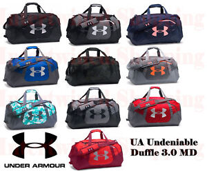 Under Armour Undeniable 1300213 Duffle 3.0 Medium UA Storm Sports ... 4818af6cc40c0