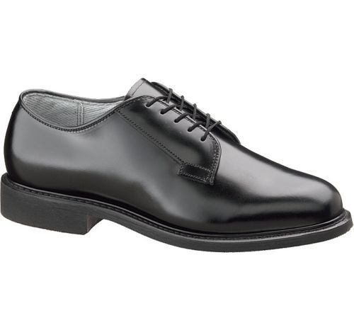Men's Leather Uniform Dress Shoes 9 Brown Oxford