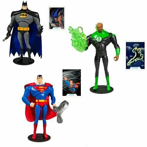 McFarlane Toys-DC Multi-univers animé Wave 1-Lot de 3