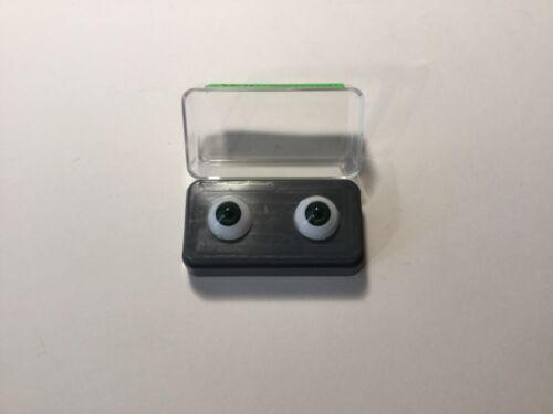 10mm Green Glastic Realistic Acrylic Doll Eyes