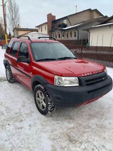 2002 LandRover Freelander ( mechanic special )
