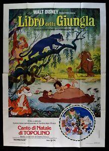 Manifesto-El-Libro-De-Selva-Walt-Disney-El-Jungle-Book-Mowgli-M284
