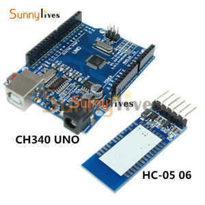 USB-Bluetooth-Base-Board-HC-05-UNO-R3-ATmega328P-CH340G-Compatible-to-Arduino