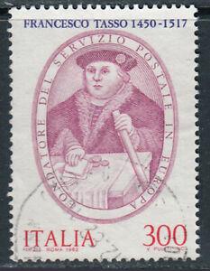 ITALIA 1982: TASSO USATO COME DA FOTO