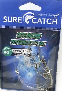 SureCatch-Offshore-Paternoster-Pre-Tied-Fishing-Rigs-BRAND-NEW