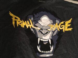 Overwatch-Winston-Primal-Rage-Grey-T-Shirt-LootCrate-XXL-Mens