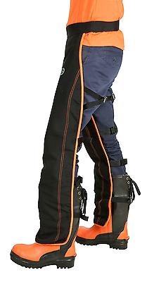 Deftig Oregon Universal Chainsaw Protective Leggings / Chaps - One Size Fits All 575780 Modieuze Patronen