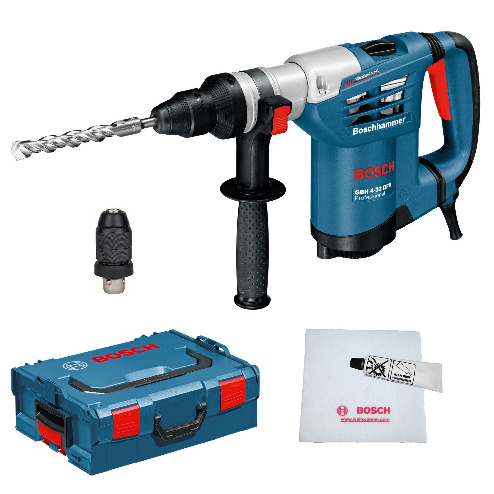 Bosch Bohrhammer mit SDS-plus GBH 4-32 DFR Professional mit L-BOXX - 0611332104