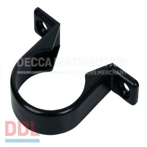 ABS 32mm Solvent Weld Pipe Clip x5