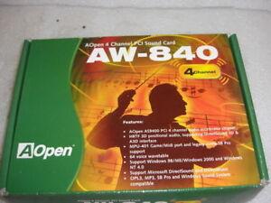AOPEN AW-840 PCI MPU-401 DRIVER