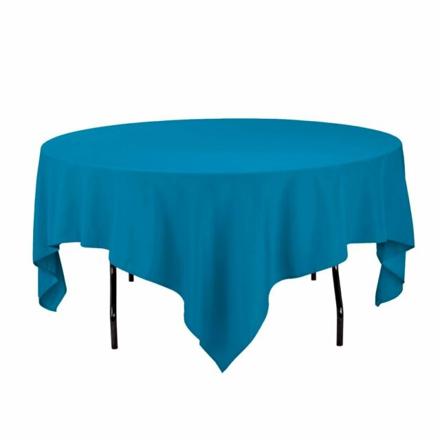 Bon Square Tablecloth For Square Or Round Tables In Washable Polyester