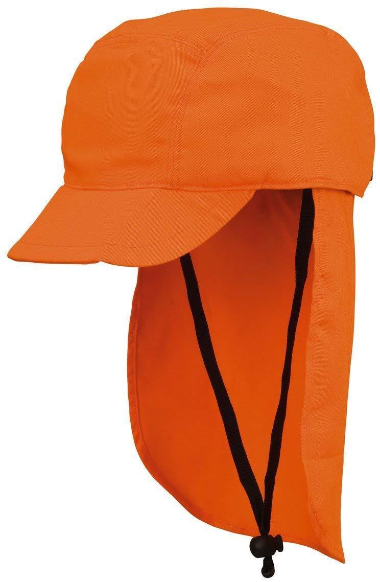 IZANO CAP DIC Disaster prevention Cap fire prevention orange Size 2 Type JAPAN