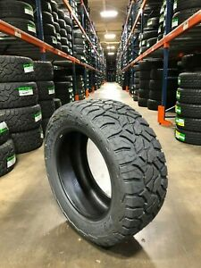4-New-305-55-20-Delinte-DX12-RT-10ply-TIRES-305-55-20-RT-AT-MT-Hybrid