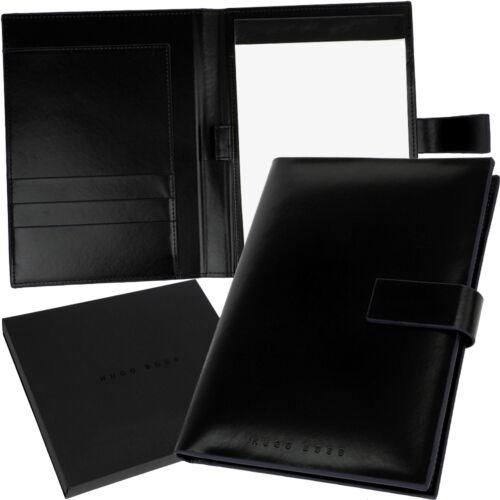A5 Writing Set Briefcase Portfolio Document Set Folder NEW HUGO BOSS
