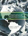 International Macroeconomics by Alan M. Taylor and Robert C. Feenstra (2014, Paperback, Revised)