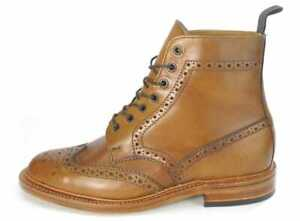 Men's Handmade Genuine Tan Leather