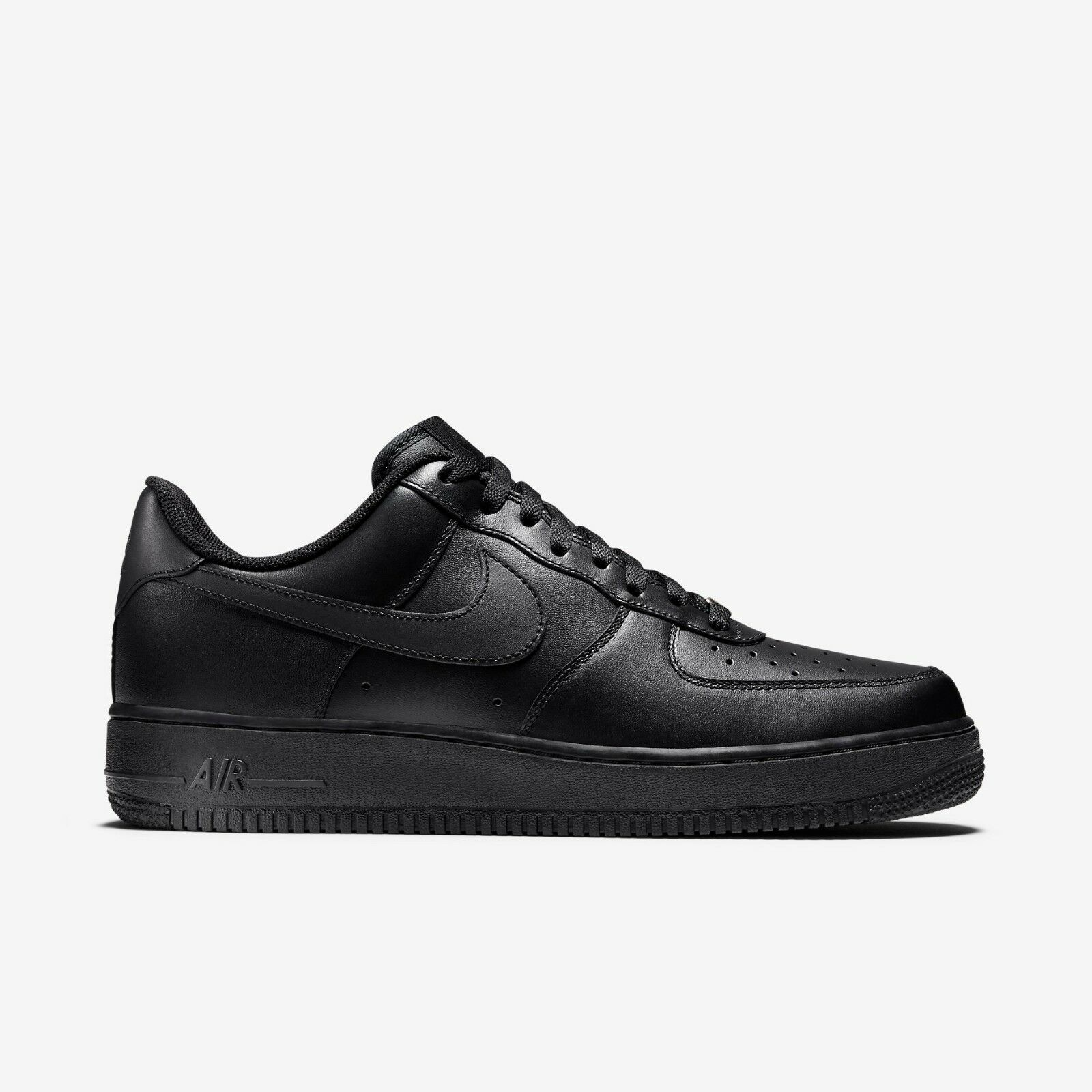 timeless design e50bc a2331 85%OFF New Men s Nike Air Force 1 Low Authentic Shoes (315122-001