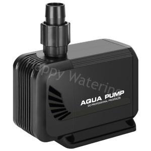 Super Quiet 15w/35w/45w Aquarium Water Pump 1500l/h-3500l/h For Fish Tank Pond Fish & Aquariums Pumps (water)