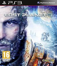 PS3 Game Lost Planet (III) 3 Action game for Playstation PS 3 New
