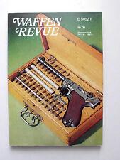 WAFFEN REVUE  Nr.31, u.a. S&W Revolver Mod 4