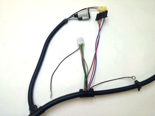 1972 72 Chevelle El Camino Forward Front Light Wiring Harness