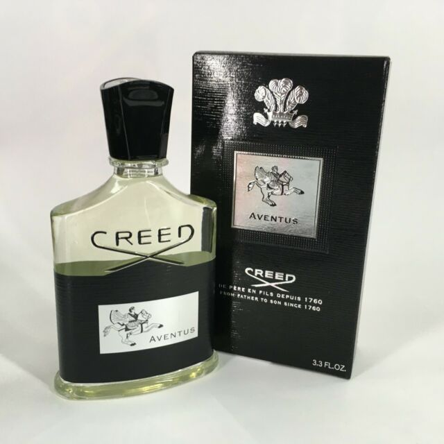 Creed Aventus For Men Eau De Parfum 3.3 fl.oz. 100 ml Sealed NEW! SALE!
